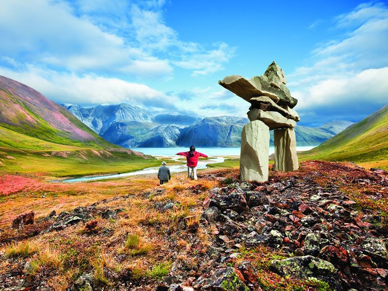 torngat mountains national park newfoundland and labrador
