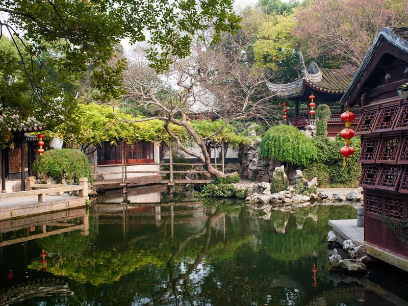 tuisi garden suzhou