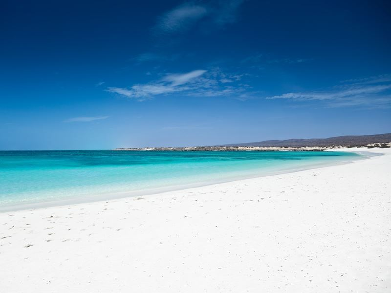 turquoise bay near exmouth western australia