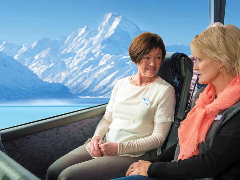two women talking gpt tours