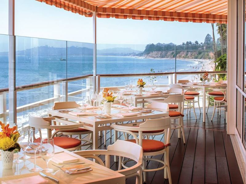 Tydes Restaurant, Santa Barbara