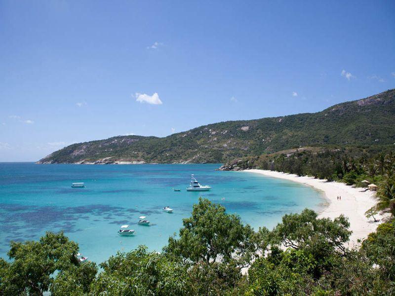 views from lizard island
