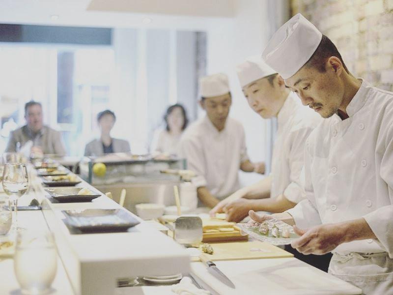 yasu sushi restaurant toronto