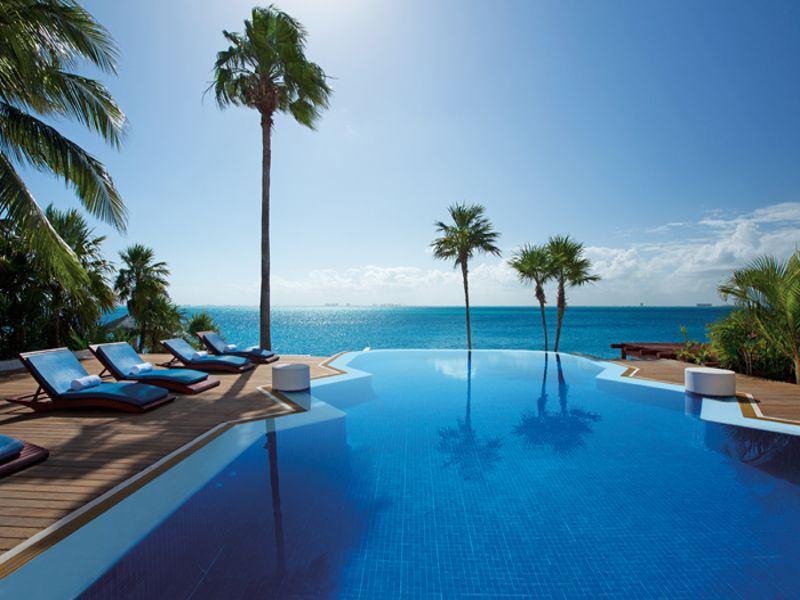 zoetry villa rolandi island mujeres pool