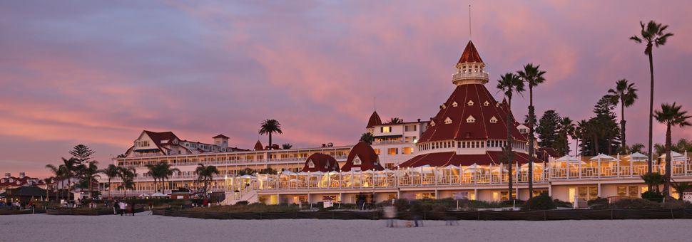 Hotel Del Coronado, California