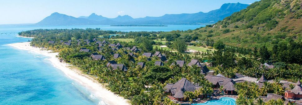 Enjoy family holidays at Dinarobin Hotel Golf & Spa Resort, Mauritius