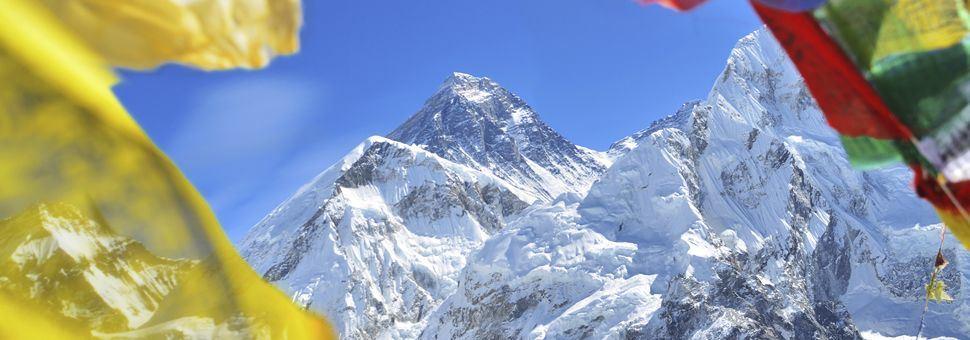 Mount Everest's summit