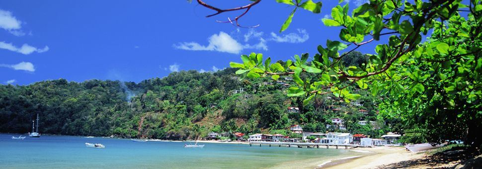 Charlotteville Beach, Tobago